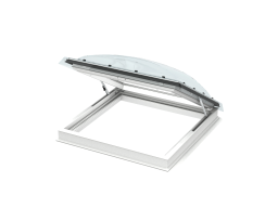 VELUX - CXP 090120 0473Q - Access flat roof window, laminated inner pane, PVC construction,90x120
